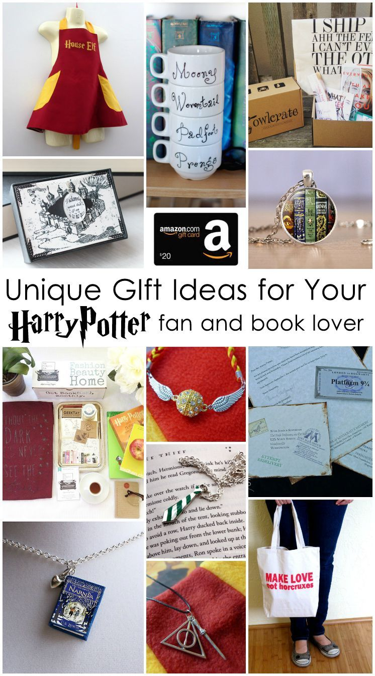 Unique gift ideas for your Harry Potter fan and gift lover (plus a tutorial for chocolate frogs and cockroach clusters!)