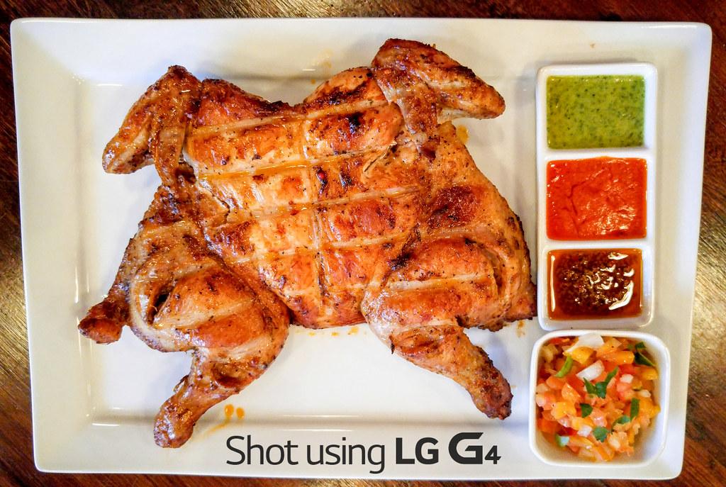 Frangos Piri Piri Chicken