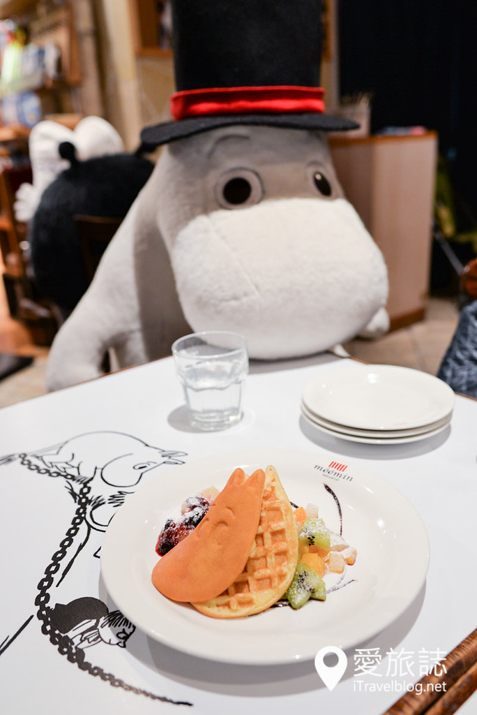 Moomin House Cafe 嚕嚕米咖啡廳 26