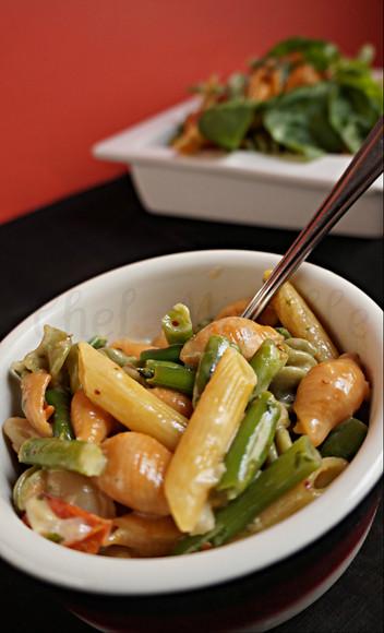 Pasta Vegetables -edit
