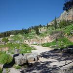 Viajefilos en Grecia, Delfos 011