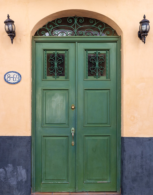 Doors in Casco Viejo