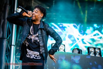 Danny Brown @ Fvded in The Park - July 3rd 2015