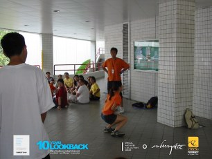 16062003 - FOC.Official.Camp.2003.Dae.1 - Persianz.Playin.IceBreakers - Pic 4
