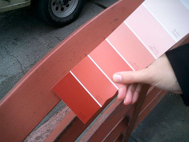 How to paint anything the color of the Golden Gate Bridge