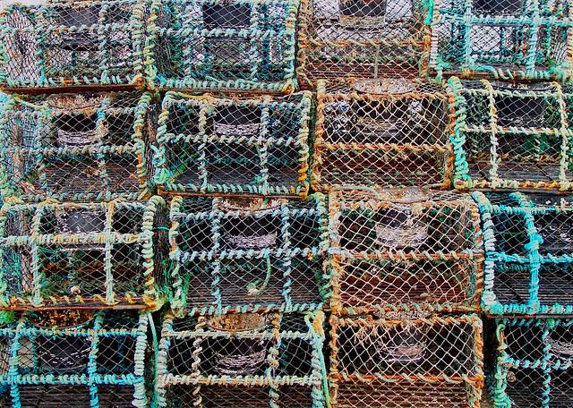 Lobster Pots - Kilmore Quay - Wexford
