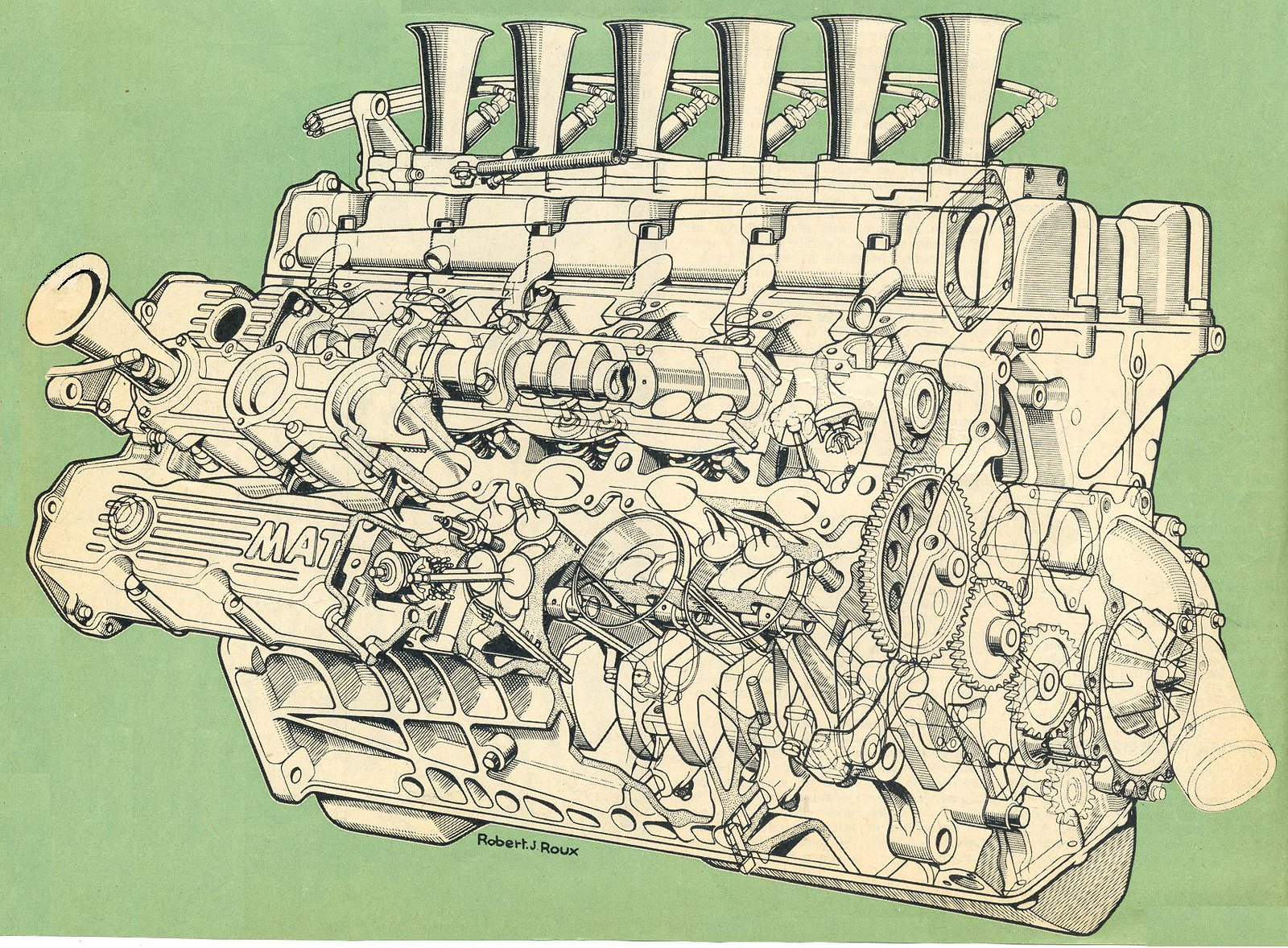 hight resolution of the amazo effect the cutaway diagram files matra v12 engine by rh theamazoeffect blogspot com lamborghini
