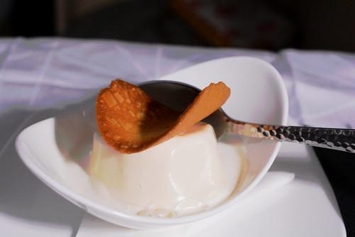 機内食アイス