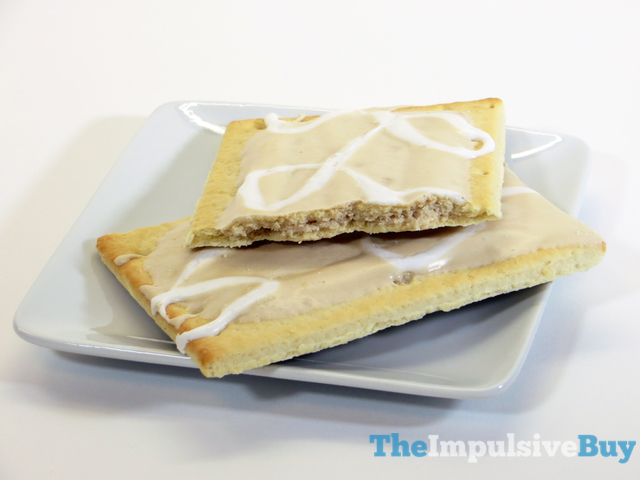 Limited Edition Dunkin' Donuts Frosted Vanilla Latte Pop-Tarts 5