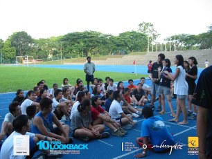 17062003 - FOC.Official.Camp.2003.Dae.2 - Discussion.Of.Skit - Pic 1