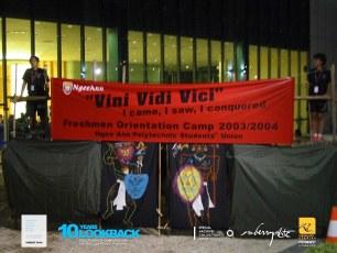 18062003 - FOC.Official.Camp.2003.Dae.3 - CampFire.Nite - Main Gate Entrance