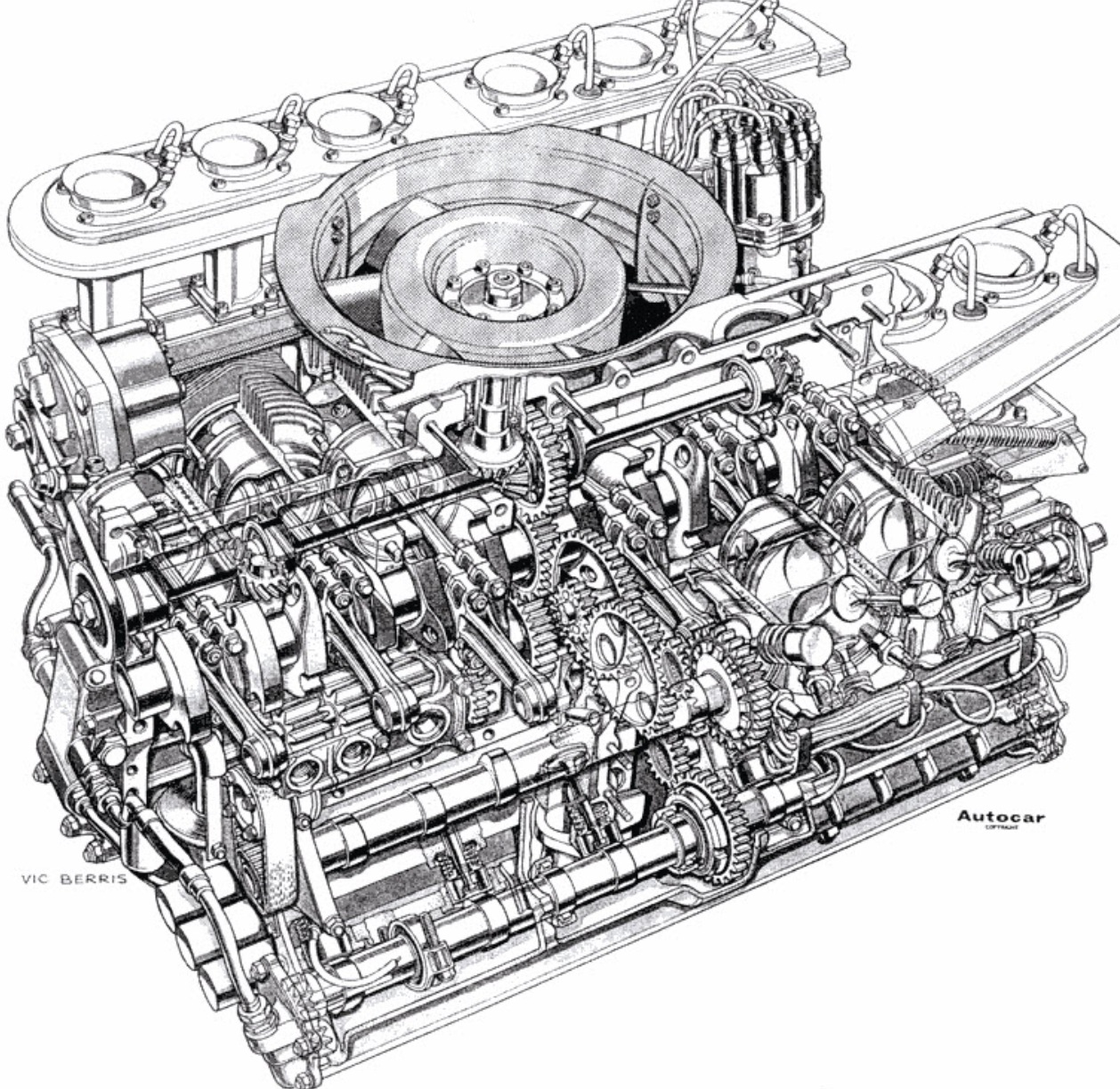 porsche 911 engine diagram of parts vip 50cc scooter wiring the amazo effect cutaway files 917