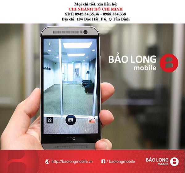 Cần chú ý gì khi đi ép mặt kính smartphone HTC One M7 ở SG?