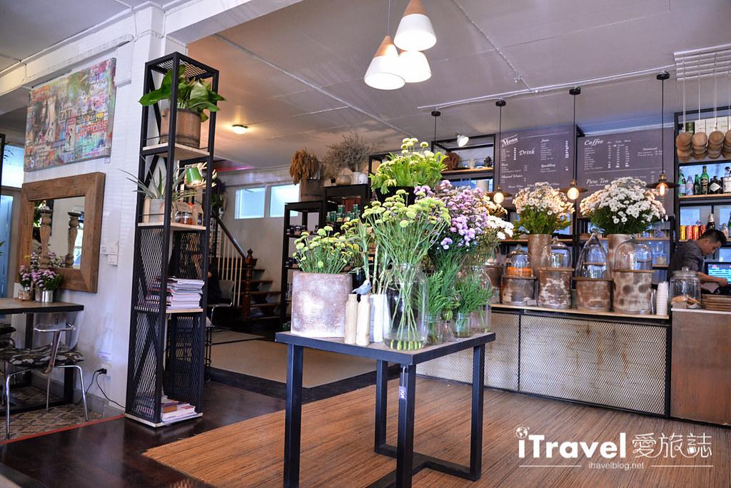 清迈美食餐厅 Woo Cafe 13