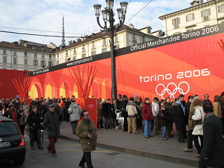 2006 Turin / Torino Jeux Olympiques - Olympic Games 12/02