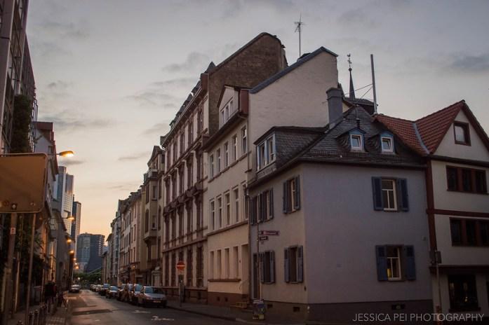 Sachsenhausen Frankfurt Germany