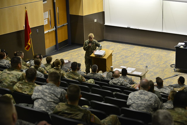 Medical professionals meet for joint training