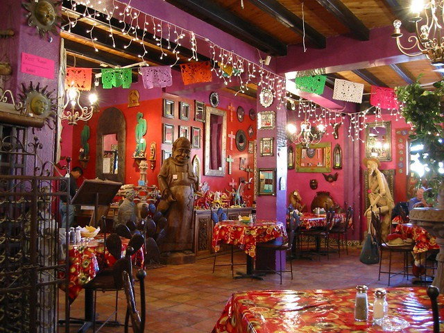 Pink Store Las Palomas Mexico Flickr Photo Sharing