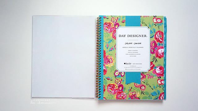 Day Designer Peyton CYO