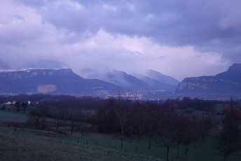 Approaching Grenoble | France | Cycling Europe