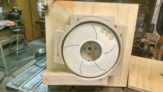 Dust Collector Motor And Impeller