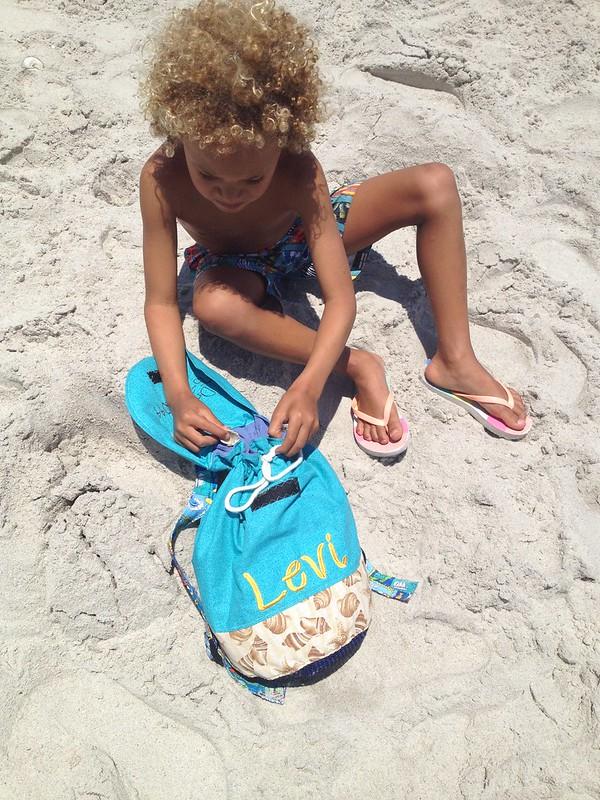 little boy's backpack sewing pattern