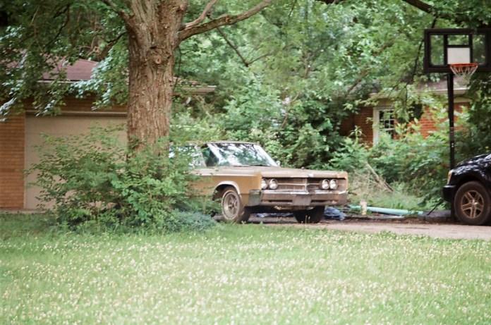 Neighbor's old Chrysler