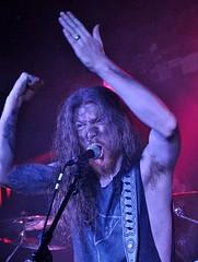Overoth live at Voodoo, Belfast 2 August 2015