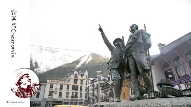 法國自由行-阿爾卑斯山-霞慕尼(Chamonix)