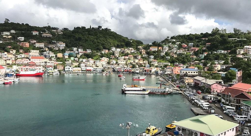 St. George's Harbor, Grenada