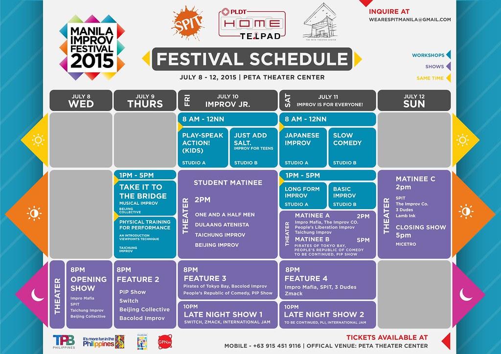 MIF FB Schedule (1)