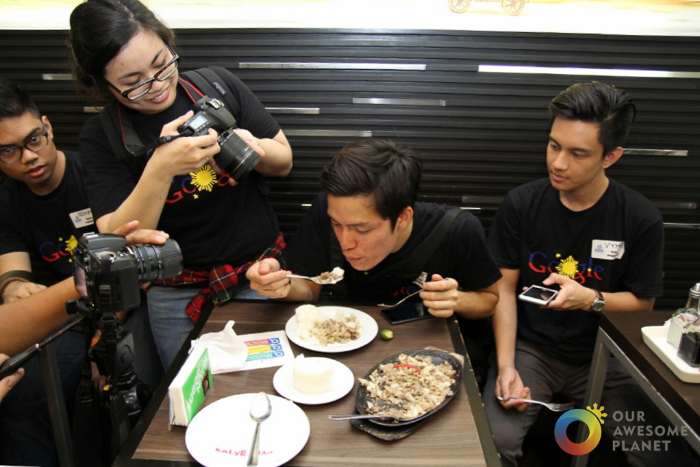 #GoogleMoLang: Search for the Epic Food Trip!