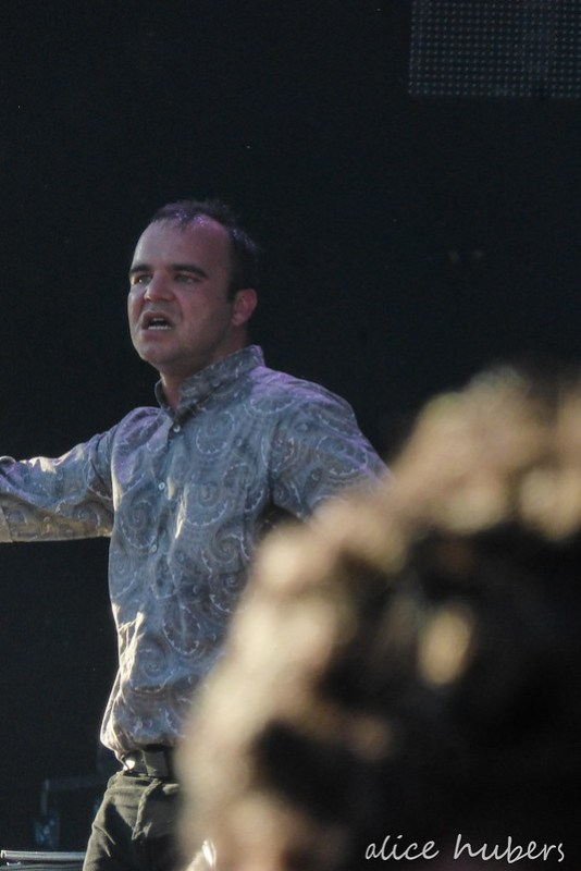 BBK Live 2015 Future Islands