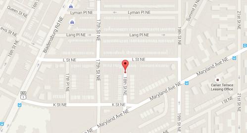 Frozen Tropics: Fatal Shooting 800 Block of 18th Street