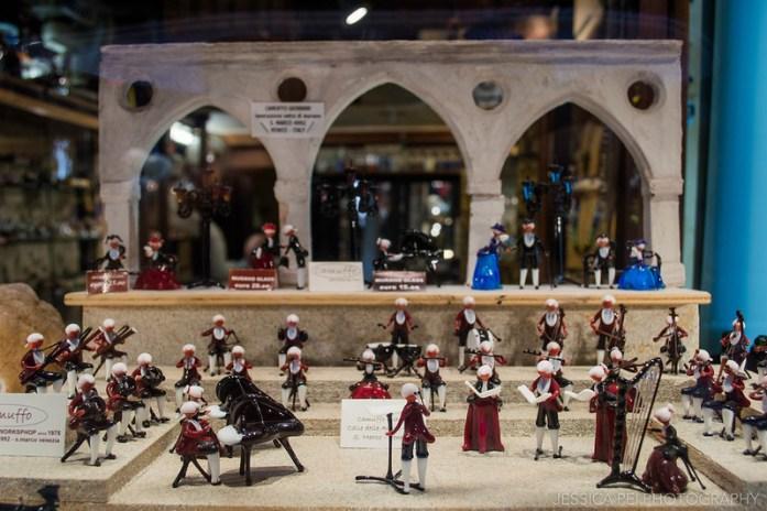 Murano Glass Orchestra Venice Italy