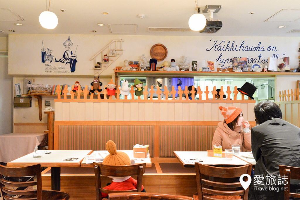 Moomin House Cafe 嚕嚕米咖啡廳 10
