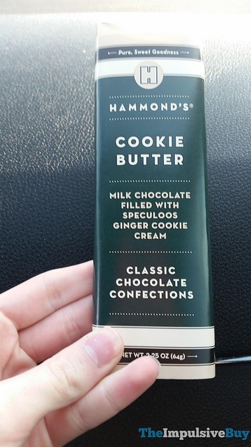 Hammond's Cookie Butter Classic Chocolate Confections