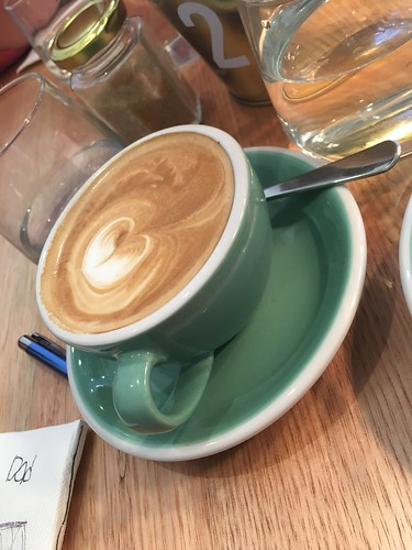 Weston Eatery - flat white