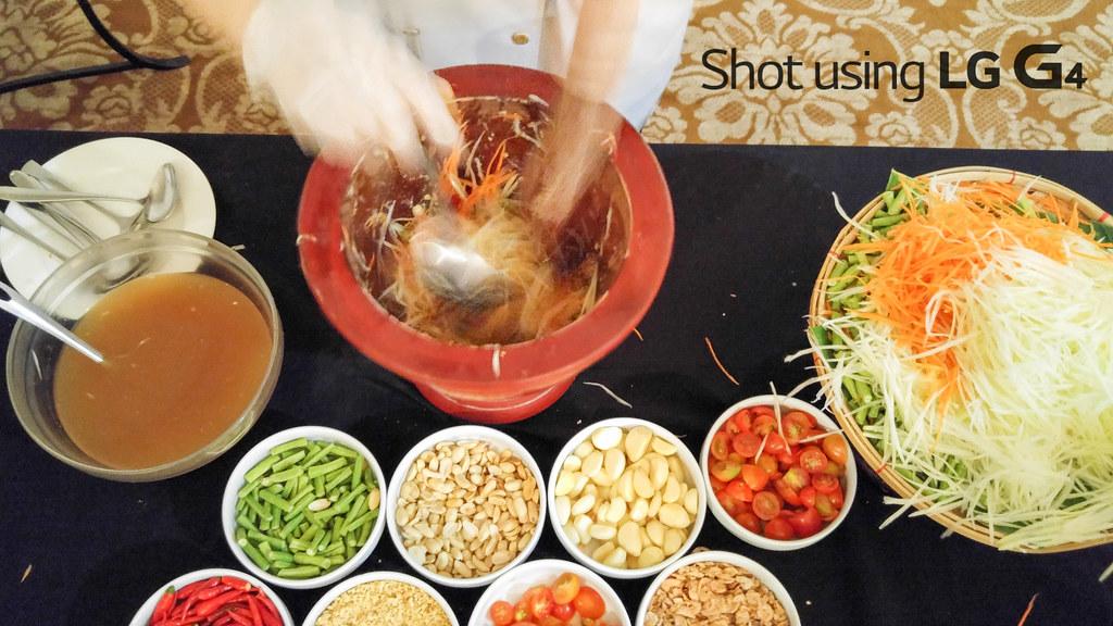 Benjarong Thai Salad