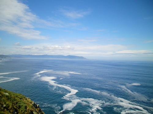 La costa della Galizia