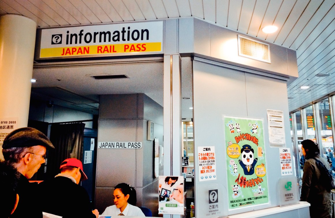 JR全國通票PASS 上野駅 Ueno Station