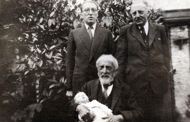 Arthur Vuylsteke, Maurice Vuijlsteke, Arthur Vuijlsteke, Marc Vuijlsteke