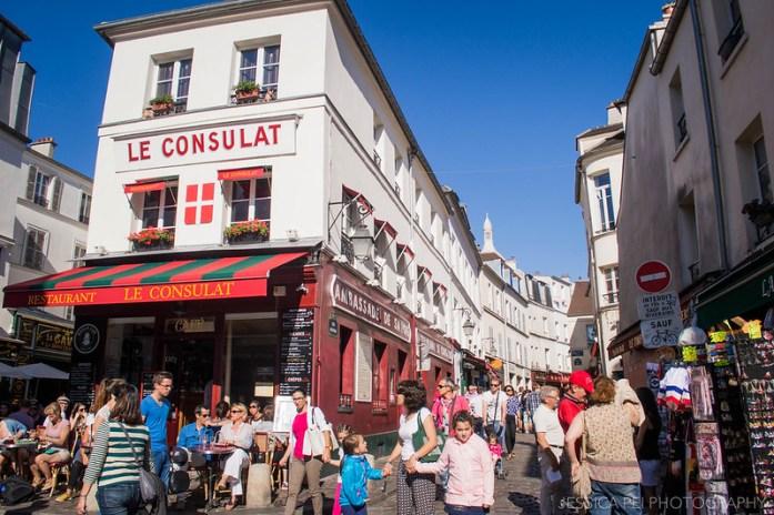 Montmartre Paris Le Consultat