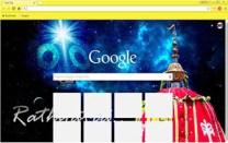 Rathayatra Chrome Theme