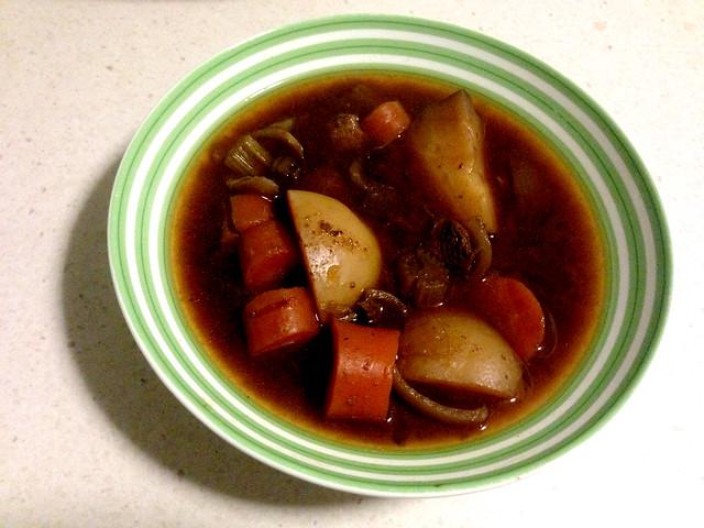 Kangaroo Stew