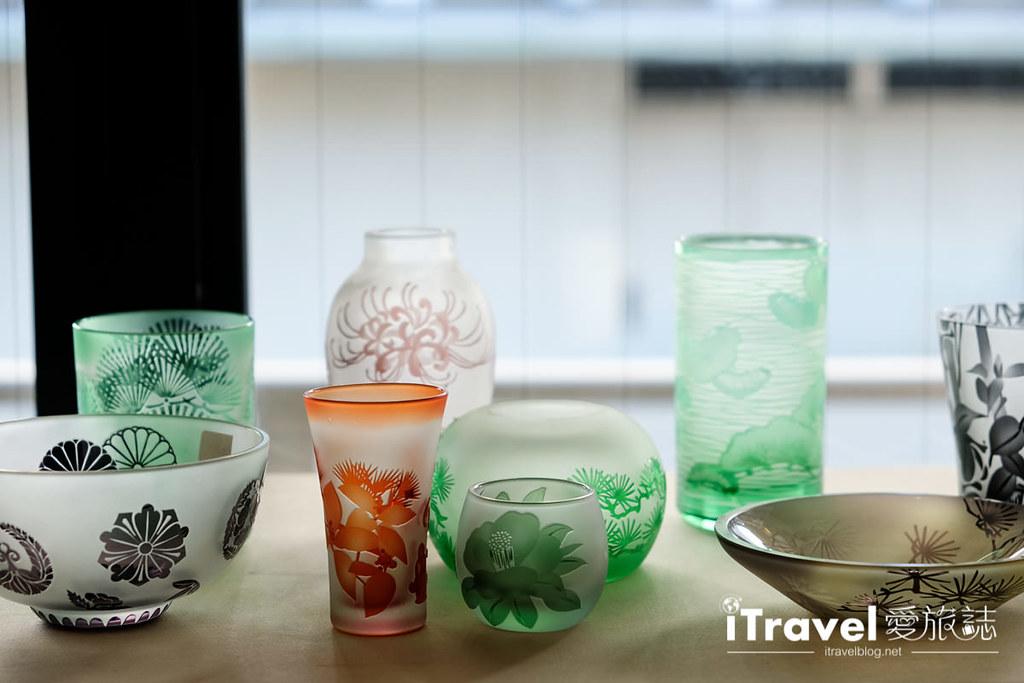 东京手作课程 喷砂玻璃工艺体验 14