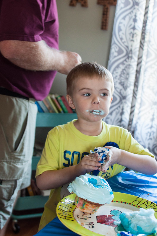 Noah's 5th Birthday