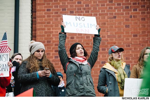 Muslim Ban Protest-51