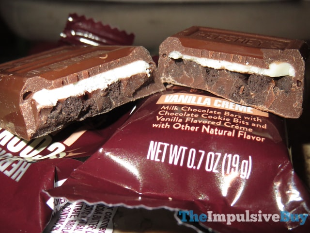 Hershey's Cookie Layer Crunch Bars (Vanilla Cre?me and Mint) 4