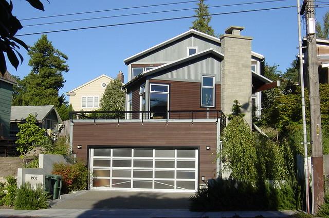 Modern Pacific Northwest Home Flickr Photo Sharing
